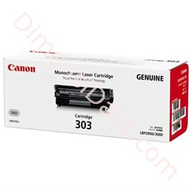 Jual Cartridge CANON Black Toner [EP-303]